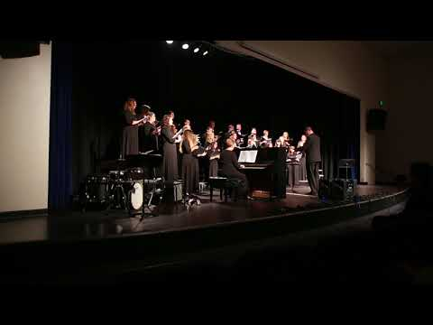 Victory Charter School Concert Choir - Requiem Pt.7 -2017-12-07