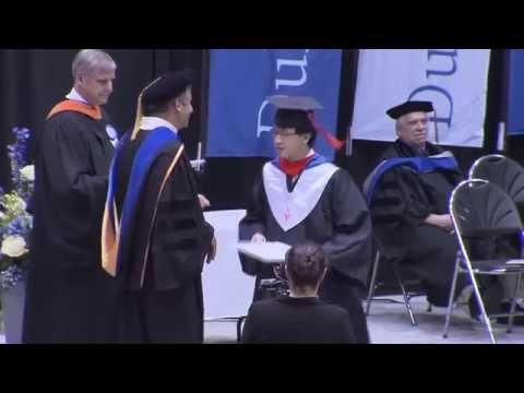 Commencement Ceremony 2014 - Pratt School of Engineering, Duke University