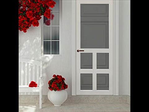 exterior screen thedudesguide estimate installation front cost door org