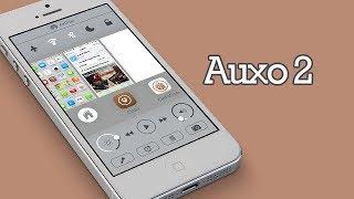 Auxo 2 - iOS 7 App Switcher Tweak (Cydia) Video
