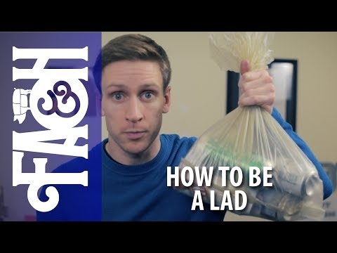 How To Be a Lad - Foil Arms and Hog