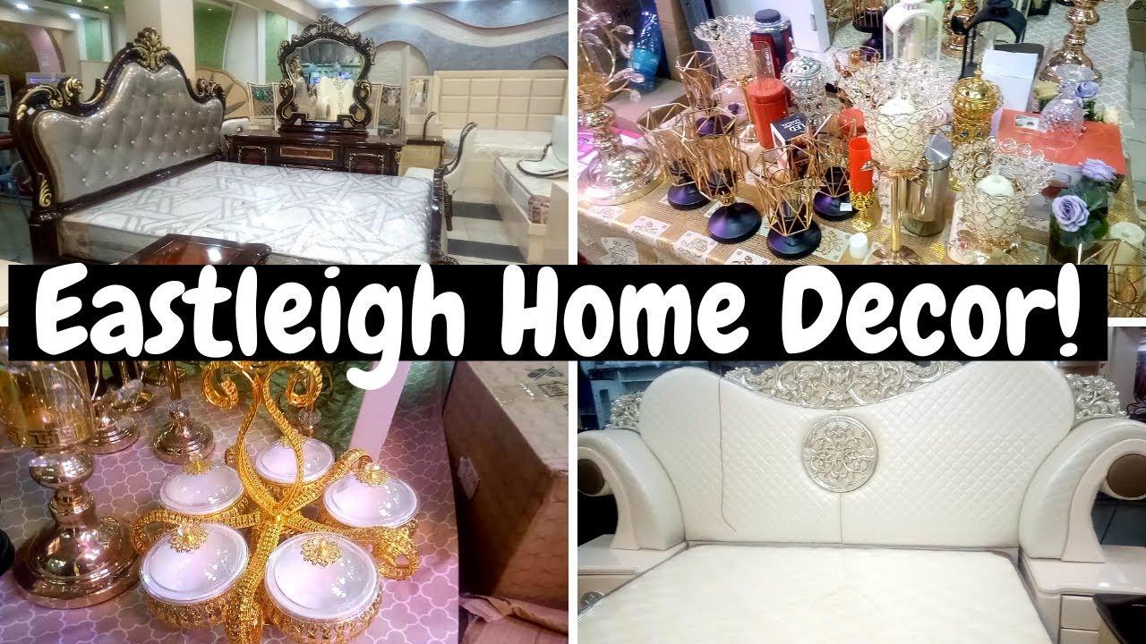 Home Decor Shopping At Eastleigh Nairobi Kenya