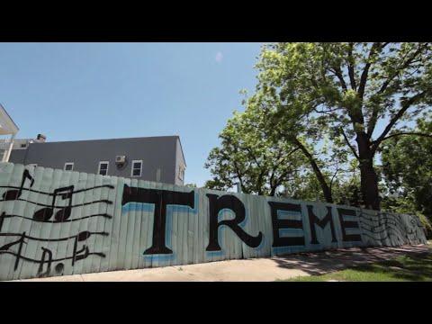 Treme - A New Orleans Neighborhood