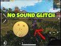 PUBG Mobile: NO SOUND GLITCH TRICK TUTORIAL| Run Silently! [0.7.0 Update]