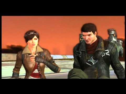 Dark Void Final+Game Ending Walktrought Gameplay XBOX 360 PS 3 PC