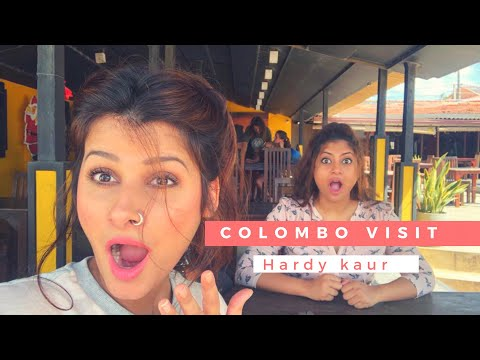 A DAY IN COLOMBO || COLOMBO//NEGOMBO CITY TOUR || Hardy Kaur