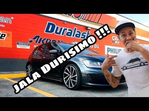 GTI MK7 CON REPROGRAMACION JALA DURISIMO !!! 🔋♨️🔋