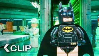 Visiting Joker in Arkham Asylum - THE LEGO BATMAN MOVIE Clip (2017)