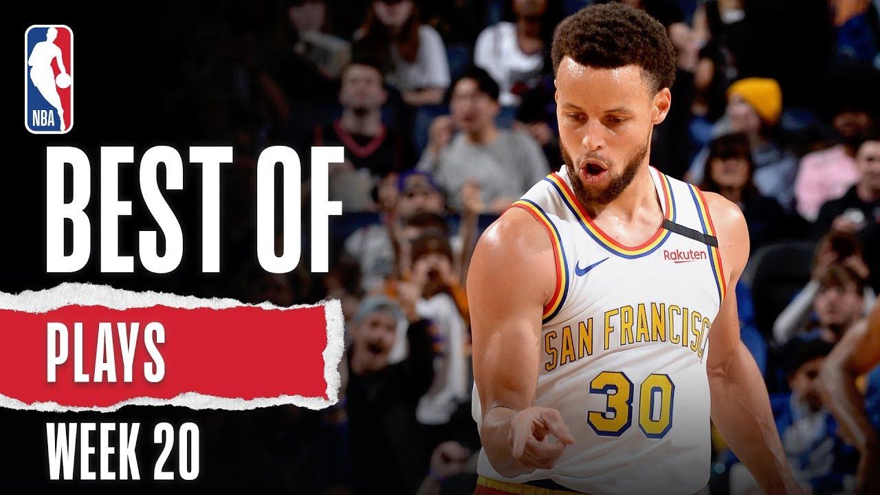 Download NBA's Best Plays | Week 20 | 2019-20 NBA Season