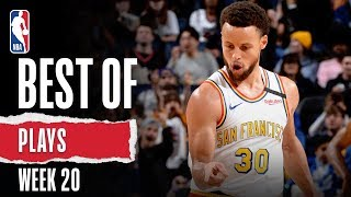NBA's Best Plays | Week 20 | 2019-20 NBA Season
