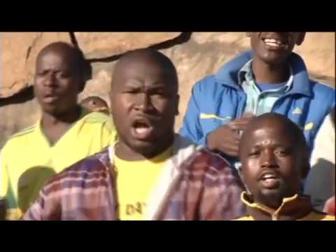Marikana massacre: surviving miners sing at memorial
