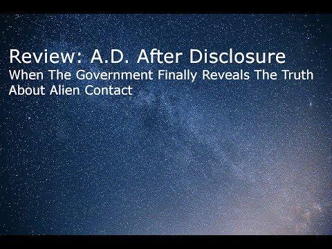 A.d.after Disclosure Ebook