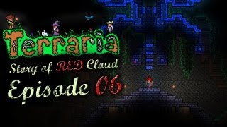Terraria - The Story of Red Cloud # 06 - Eye of Cthulhu - Let