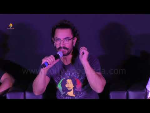 Aamir Khan REVEALING About His Own Identity