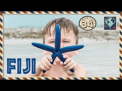 Fiji 🇫🇯 WEEK 34. BULA Snorkeling, a private island, and local school visit 🌴🌴🌴