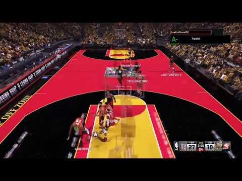 NBA 2K15-16 Highlights