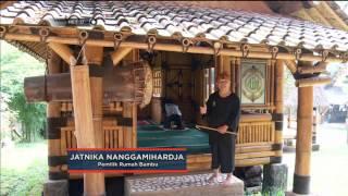 Desain Rumah Menggunakan Material Bambu -NET17