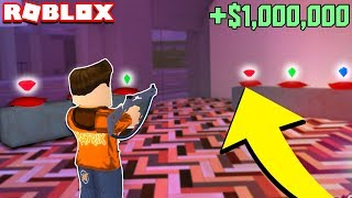 Robbing The *NEW* Jewel Store, & Treasury in Roblox GTA 5! (Wanted: New Update)