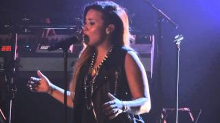 Warrior + speech - Demi Lovato - Belo Horizonte 01/05/14