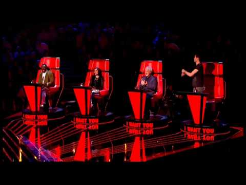 "Gemma Louise Edwards on ""The voice"" Season 2, UK"