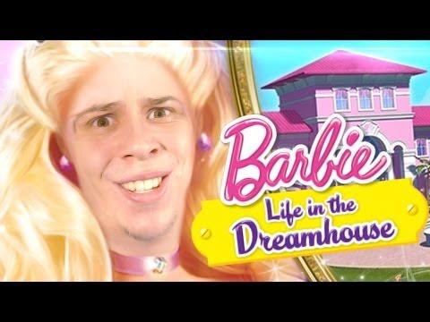 CHICAS, NUNCA JUGUEIS A ESTO | Barbie Dreamhouse