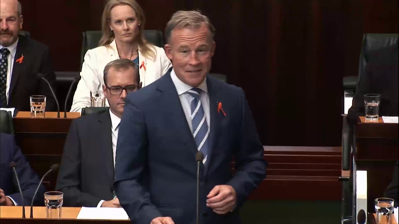 Premier Of Tasmania 2019 State Of The State Address