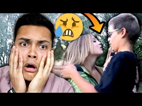 REACTING TO THE MOST AWKWARD MOMENTS EVER