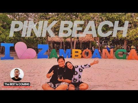 Sta. Cruz Island Pink Beach Zamboanga City 2019 | Full Vlog