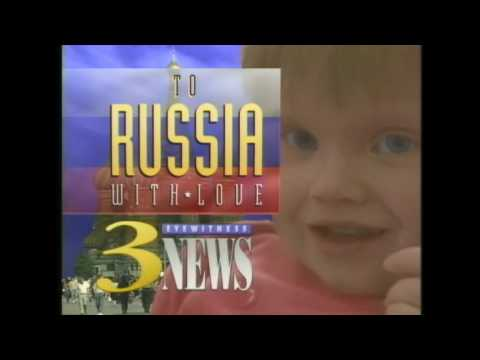"""To Russia With Love"" TV News Documentary_Co-Producer/Videographer/Editor"