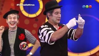 Los Rebos, Humor de Ballotage, parte 04 - Peligro sin Codificar 2015