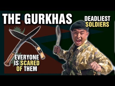 10 + Surprising Facts About The Gurkhas