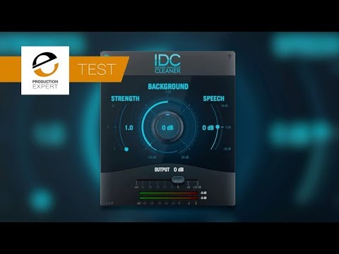 Test - Audionamix New IDC Plug-in Separates Voice From Background Noise