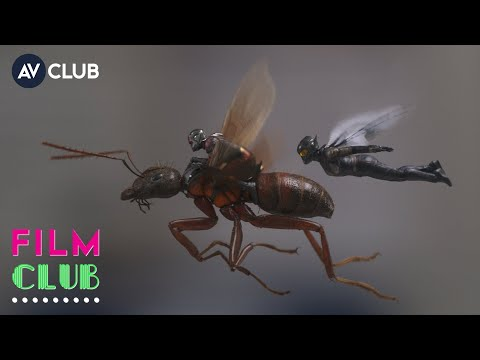 Ant-Man And The Wasp | Discussion & Review | Film Club