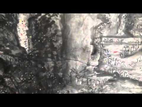 Artist Singapore Asean Asia Chinese Ink painting Tan Oe Pang再现大唐陈有炳