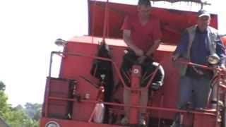 Żniwa 2013 Pszenica Ozima *Bizon Z056* |PODKARPACIE|+mały Bonus