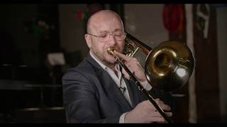 Trombone Solo - Meditation from Thais Act II - Performed by David Rejano