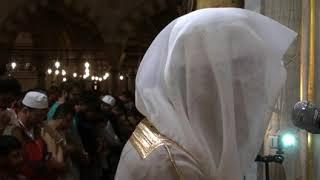 Şeyh Şatiri'den Sultanahmet'te Akşam Namazı