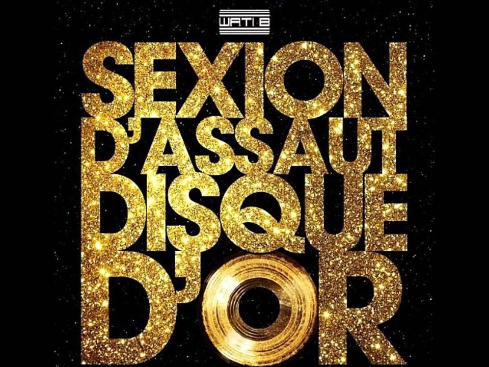 instrumental disque dor sexion dassaut