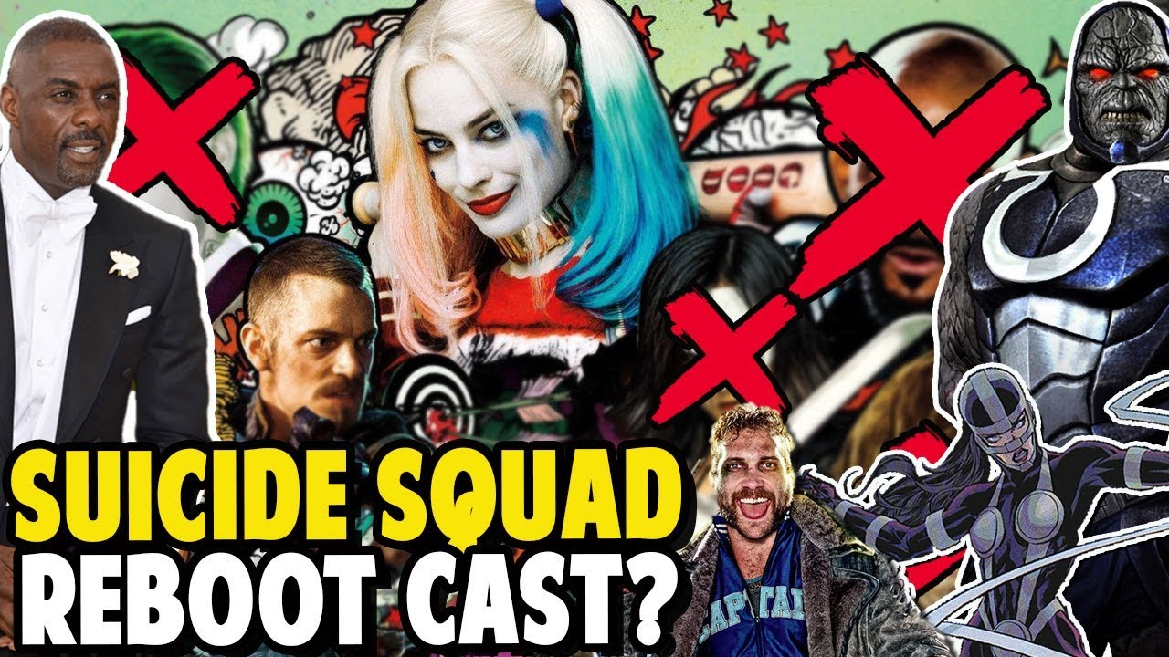 The Suicide Squad Full Cast Announced, Margot Robbie Confirmed to Return