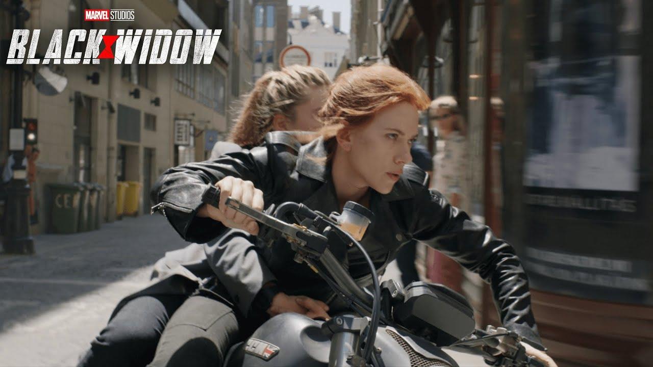 Spy | Marvel Studios' Black Widow