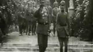 German Imperial Army WWI footages - World War 1 - Western Front