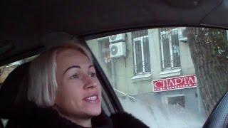 Автошкола - Драйв Днепропетровск, частные уроки вождения у Сакаева Александра.(Изначально Нина боялась водить автомобиль по городу. Она оказалась великолепной ученицей, все схватывала..., 2015-01-26T14:39:54.000Z)