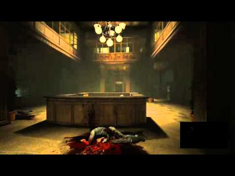 Taru's Get out alive Outlast