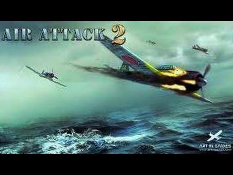 AirAttack 2 full APK + Datos mod dinero ilimitado para android