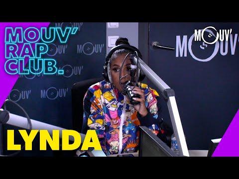 Youtube: LYNDA: son parcours,«Papillon», ses collab' avec Dadju, Soolking,«Luna» et«Amor» en live…