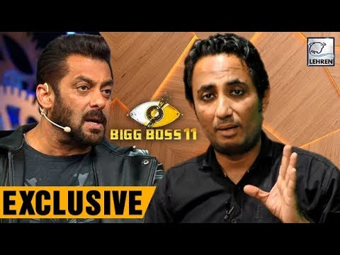Zubair Khan SLAMS Salman Khan & Bigg Boss 11 | EXCLUSIVE