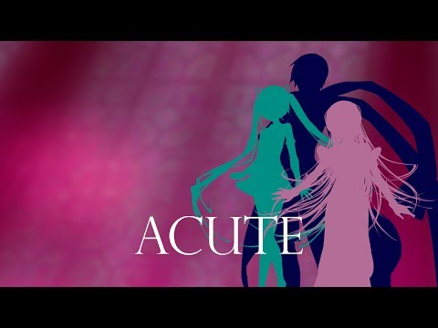Acute - Instrumental Mix Cover (Kurousa-P)