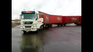 ROAD TRAIN BY FRODE LAURSEN POLSKA. NORDIC RULES!!!!!!!!!!!!!!!!!