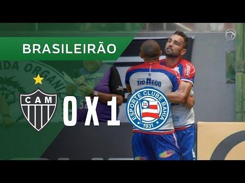 ATLÉTICO-MG 0 X 1 BAHIA - GOL - 24/08 - BRASILEIRÃO 2019