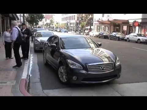 On The Road 2011 Infiniti M Youtube
